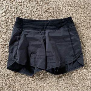 Ivivva Black Shorts Workout Athletic